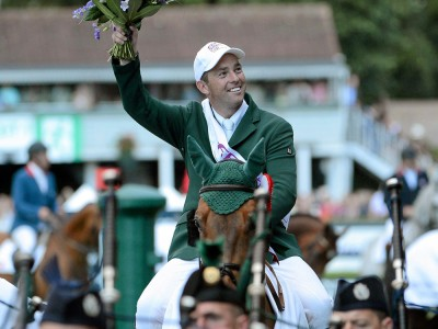 Cian O'Connors Olympic Horse Blue Loyd Returns to Irish Team for Swiss Nations Cup