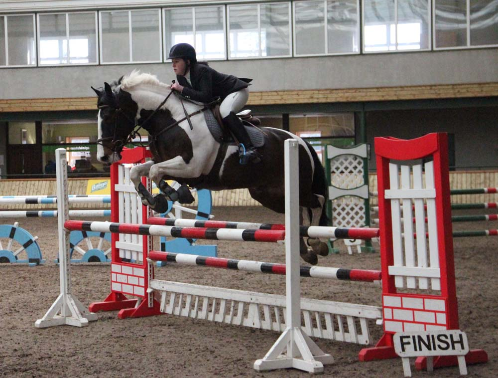 Spring Leagues Winding Up At Ravensdale Lodge Equestrian