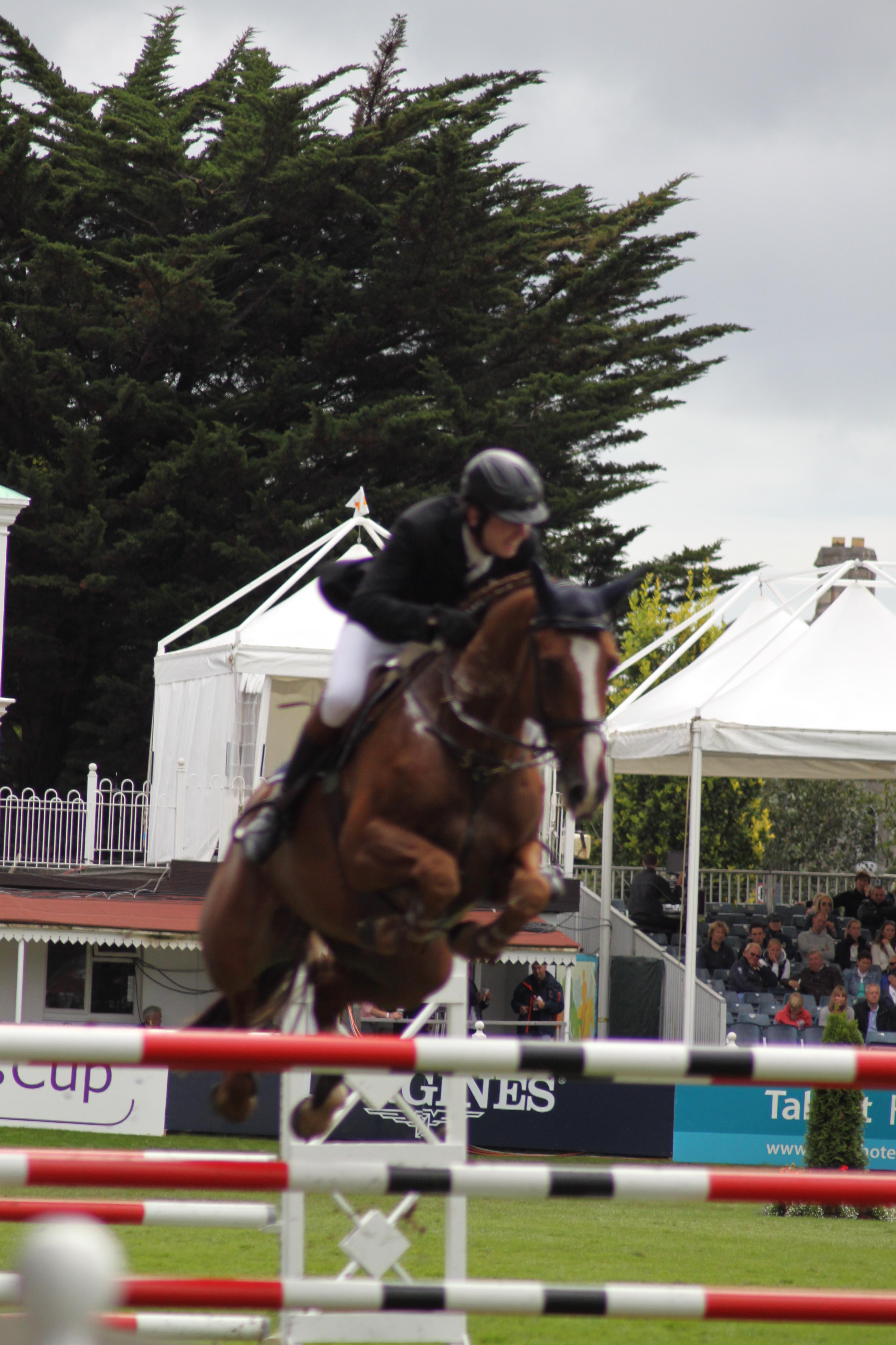 Dublin Horse Show Jumping Qualifiers 2013 Equestrian News Ni