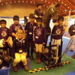 Thousands enjoy their equestrian experience at The London Pet Show‏