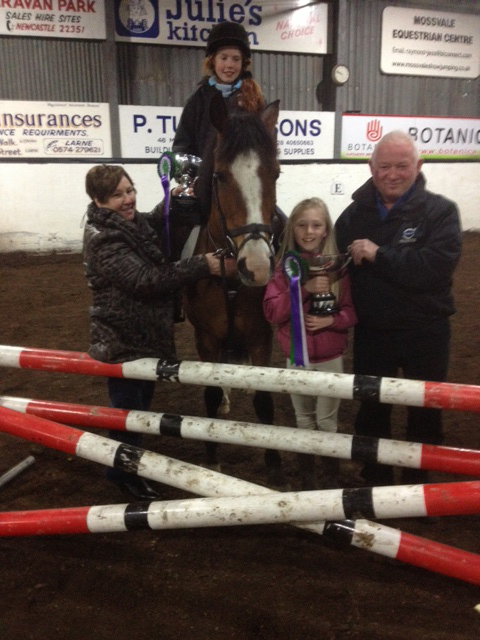 Mossvale Results Equestrian News Ni