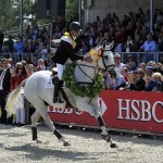HSBC FEI Classics™ 2012/2013: Nicholson cruises to victory at Luhmühlen