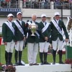 Squads Announced for Hickstead Nations Cup & Aga Khan