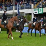 Mid Antrim Hunt Placed Third in Dublin Hunt Chase