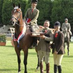 Sunday Results from Discover Ireland Dublin Horse Show 2013