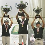 France and Spain take top honours at Young Horses Championships in Italy