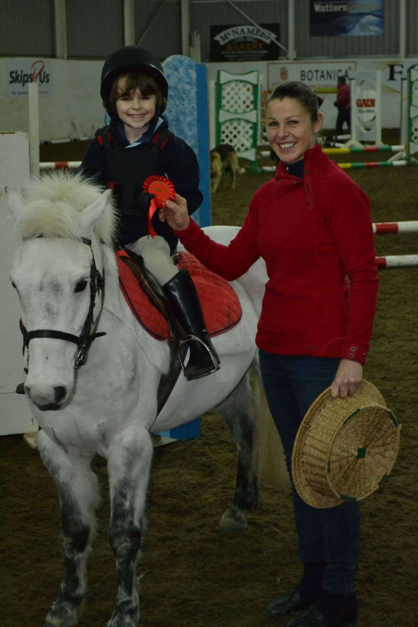 Kernan Equestrian Centre Horse Amp Pony Training League