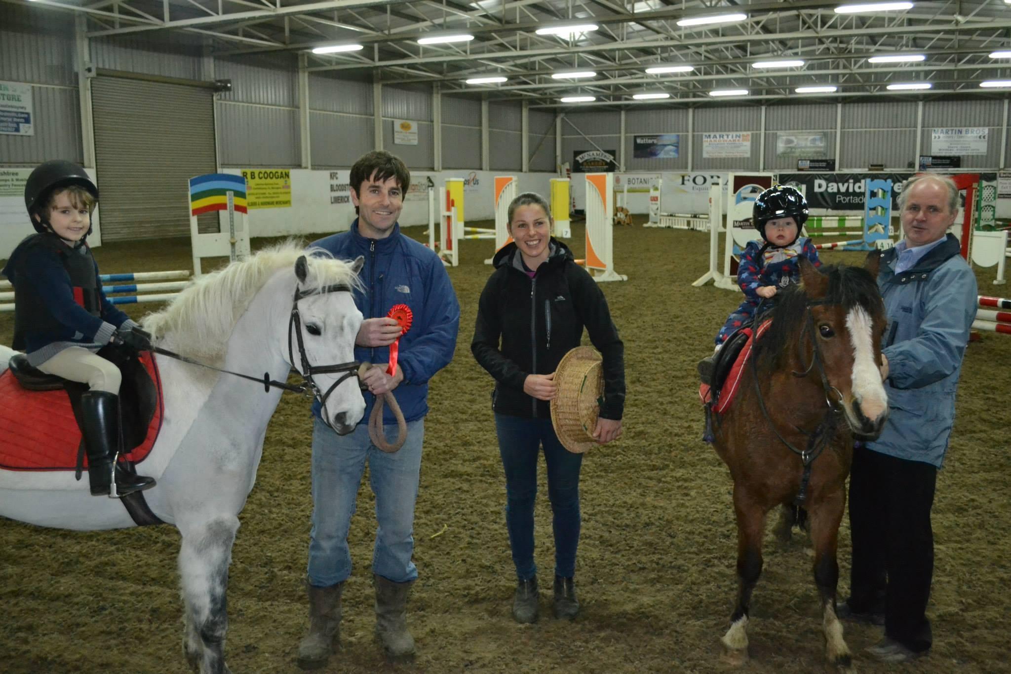 Kernans Training League Is Electric Equestrian News Ni