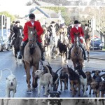 Boxing Day Ballynahinch Drag Hunt Gallery