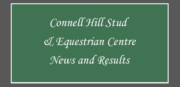 It's Star Status at Connell Hill's Training Show