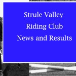 Strule Valley Riding Club Annual Easter Charity Ride at Baronscourt