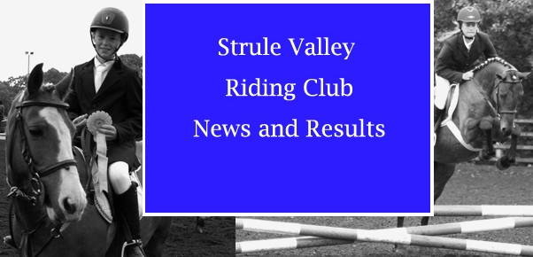 Strule Valley Riding Club Indoor 2-phase Show