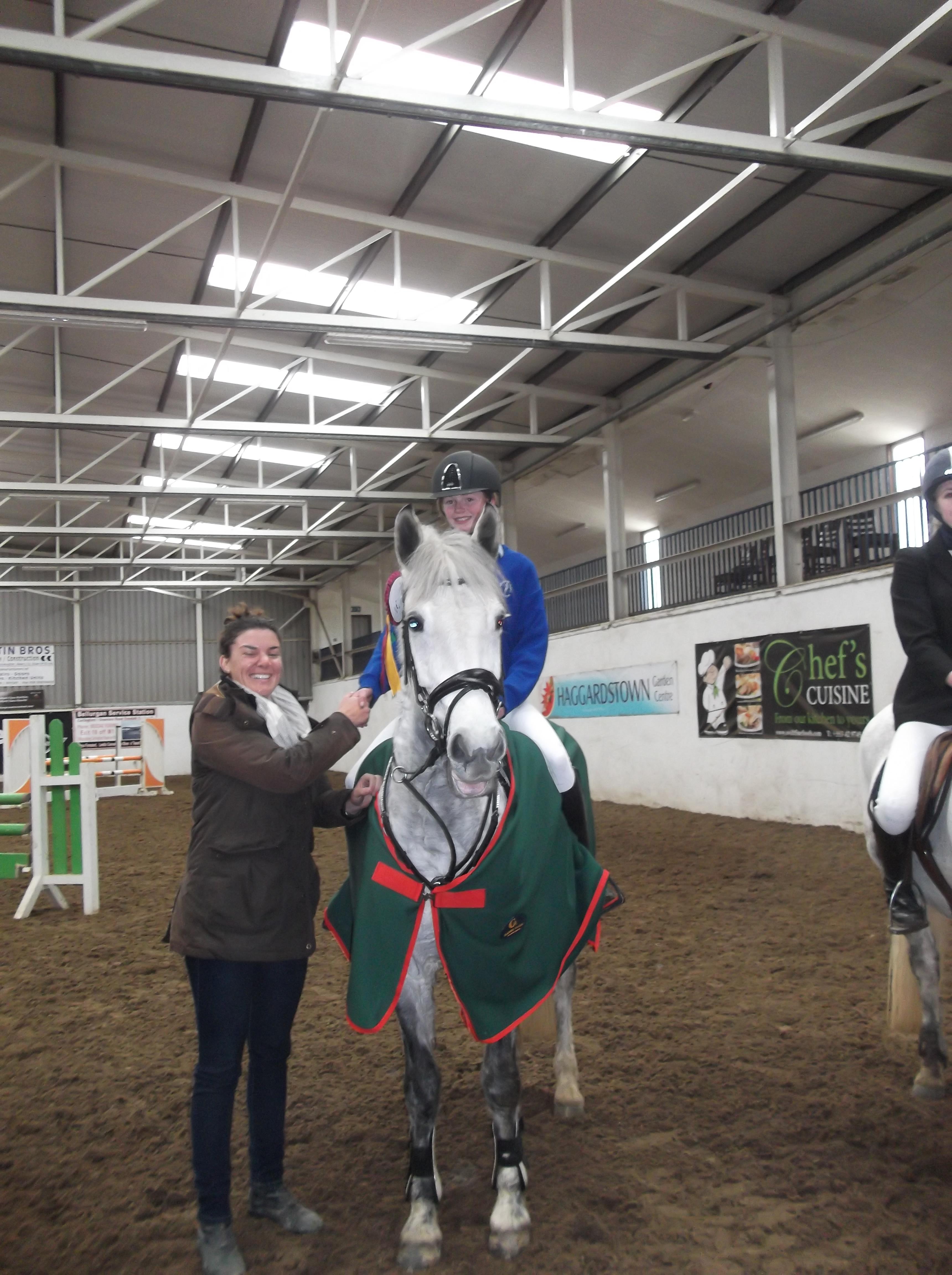 Kernan Equestrian Centre Equestrian Interschools Ireland