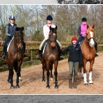 Successfull Clinic Weekend for The Dressage Yard