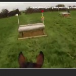 Donegan Ryan Eventing Team Headcam Footage from Ballindenisk