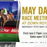 May Day Race Meeting at Down Royal
