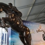 Horse Statue Unveiled to Mark Launch of Longines Global Champions Tour in Shanghai