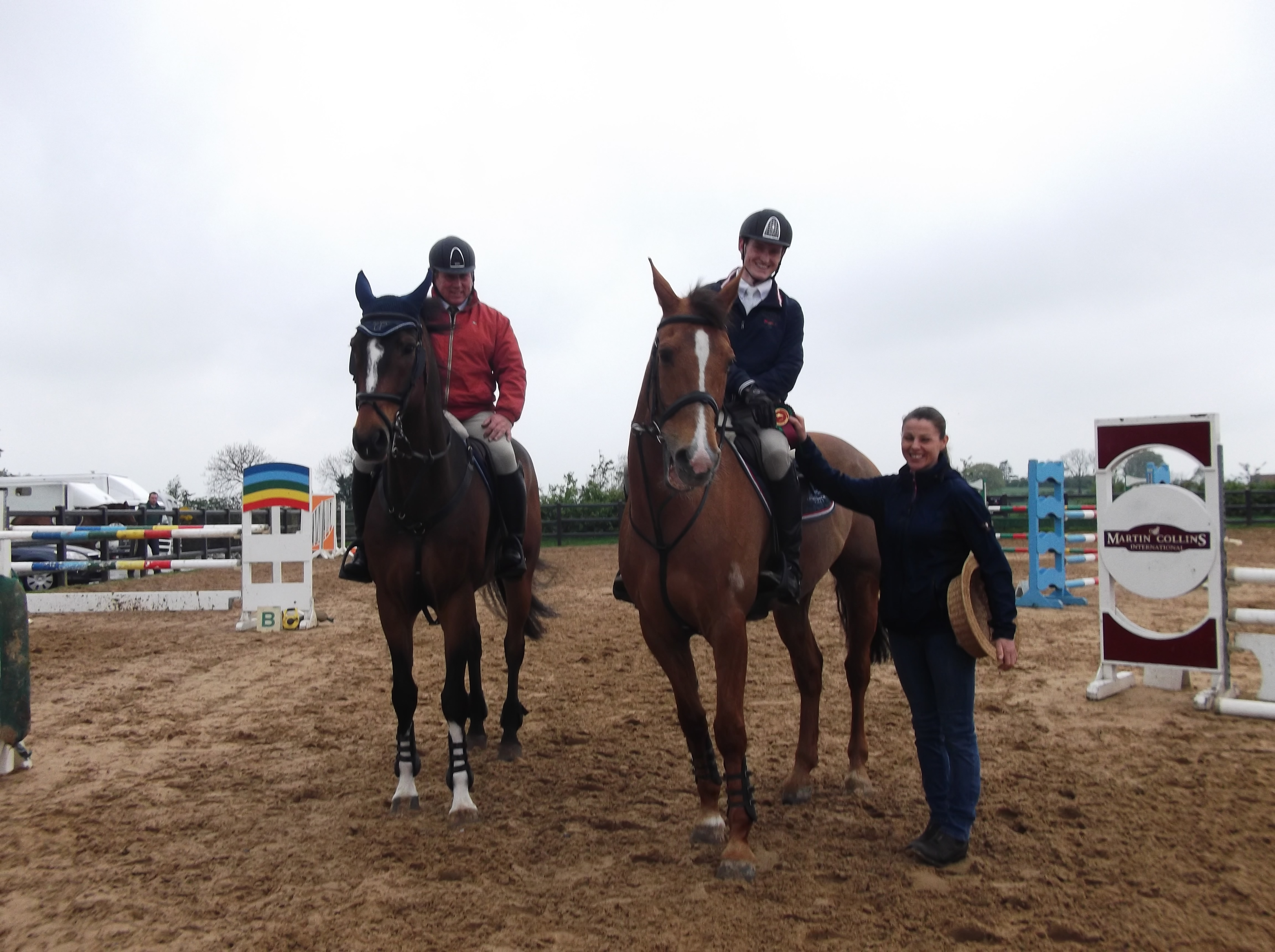 Kernan Equestrian Centre Enjoy Popular Bank Holiday Show