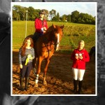 Mini League Show Jumping Success at Mill Yard Equestrian Centre