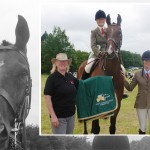 Peninsula and Racehorse to Riding Horse Raise Croskennan Funds