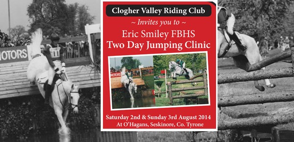 Eric Smiley Two Day Jumping Clinic