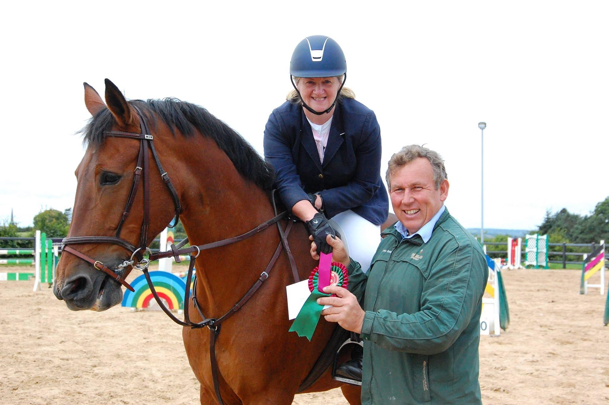 Sji Horse Show And Horseware Ireland Amateur Class