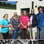 Happy Campers at Lessans Riding Stables