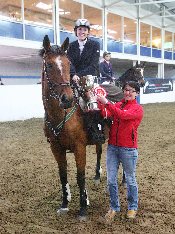 Ni Indoor Amateur Championship Show At Kernan Equestrian
