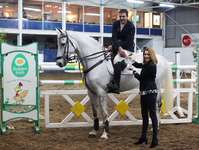 Gain Alltech Autumn Grand Prix Two Day Show At Kernans Equestrian News Ni