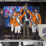 The flying Dutchmen take the Furusiyya title by storm