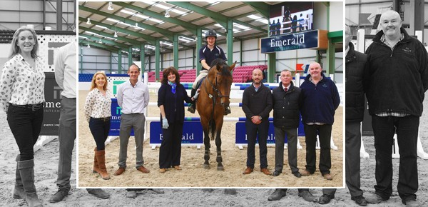 Emerald International Announce Forthcoming Masters Show at Launch