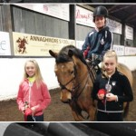 Mossvale Presents Show Jumping Trophy Winners