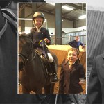Maeve and Millie lead the way at Omagh RDA 'Pix and Mix' Event