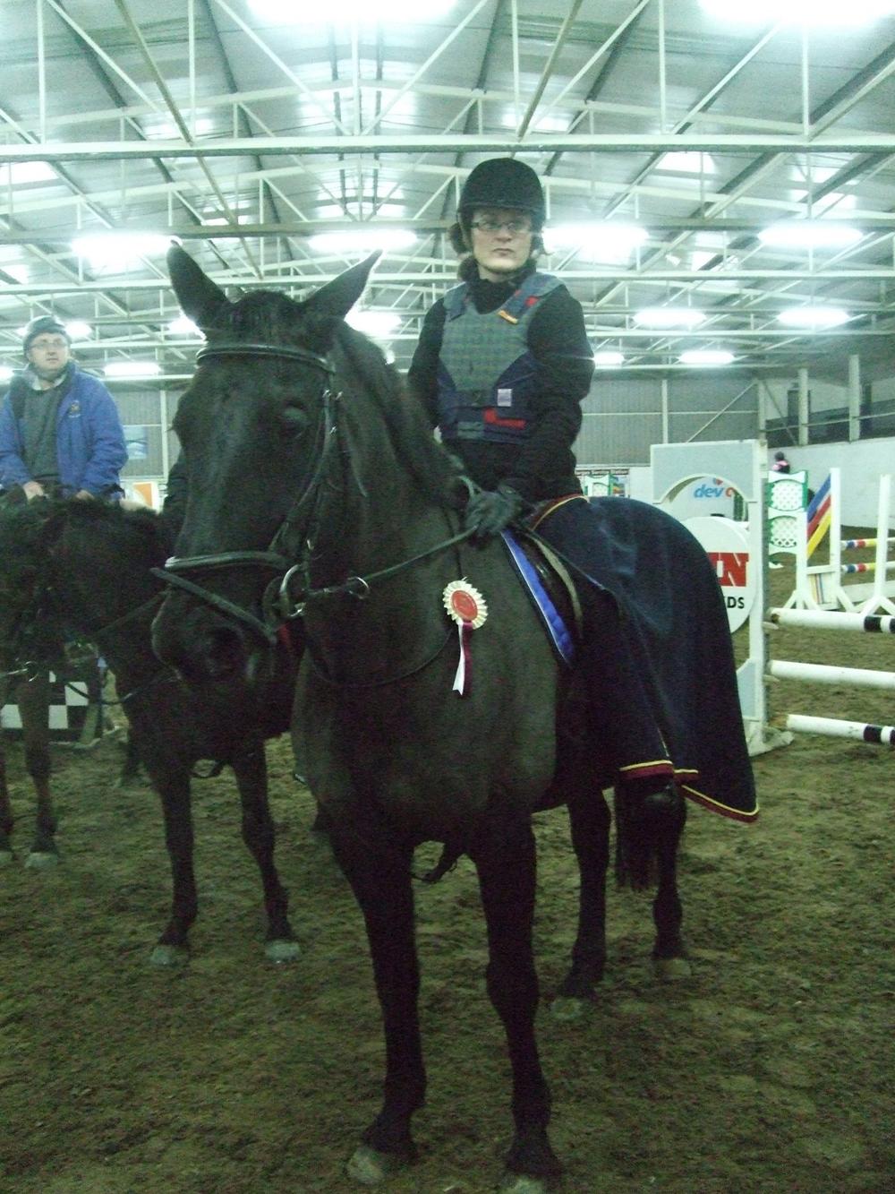 Electric Atmosphere At Kernan Equestrian Centre