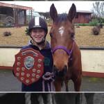 Natasha Wins Dolly Mixture Shield at Strule Valley