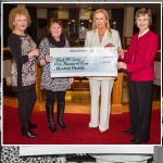 Saintfield Charity Ride Cheque Presentation Evening