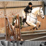 Spring Show Jumping League Speeding by at Laurel View