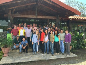 Over 64 delegates attended the FEI Endurance Forum in Tilaran, Costa Rica, as part of the FEI's plan to further develop Endurance worldwide. (Photo: FEI)