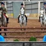 Gransha hosts penultimate leg of working hunter league