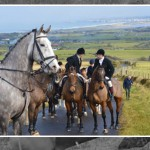 Route Hunt Meet At Ballyhacket