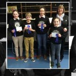 Successful First Area 17 Pony Club Mutual National Quiz