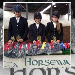 Mourne Flying High at Mossvale Equestrian Centre in Horseware League