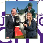 Jumping in the City Launched at Shelbourne Park