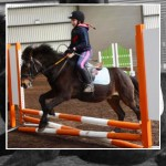Jumping Rightly At Laurel View