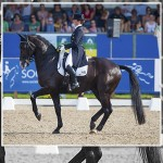 Judy Reynolds Climbs 20 Places to 80th in World Dressage Rankings