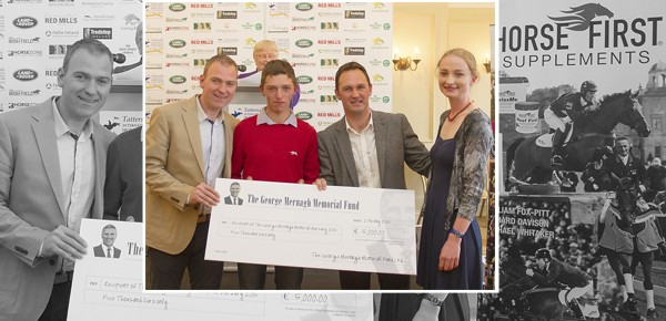 The George Mernagh Memorial Fund Bursary Winners 2015