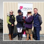 Pegus Young Event Horse Competition Continues at Gransha