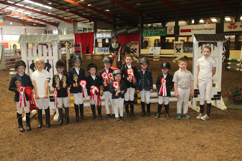 Top Competition At Cavan Premier Pony Show Equestrian