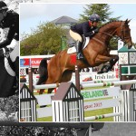 Kitty King Takes Top Honours at Tattersalls International Horse Trials