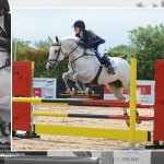 Sky Double J Does The Double at The Meadows Equestrian Centre